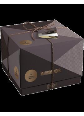 Panettone Marron Noir Fiasconaro