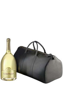 Cuvée Prestige Jeroboam con weekend bag