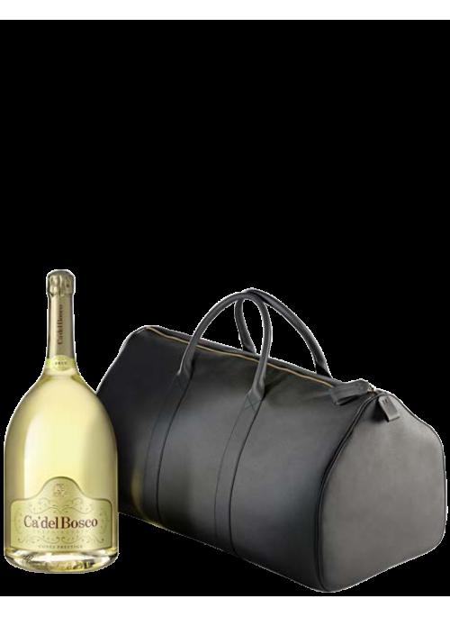 Cuvée Prestige Jeroboam con weekend bag
