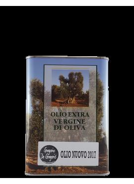 Olio EVO De Gregoris