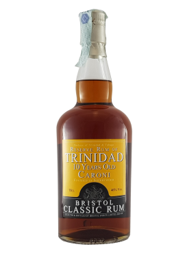 Rum Caroni Trinidad 10yo finished in sherry wood