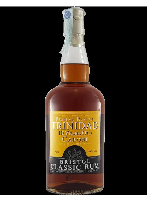 Rum Caroni Trinidad 10yo finished in sherry wood