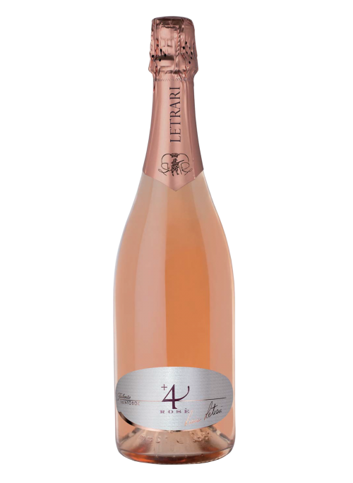 +4 Rosé Riserva