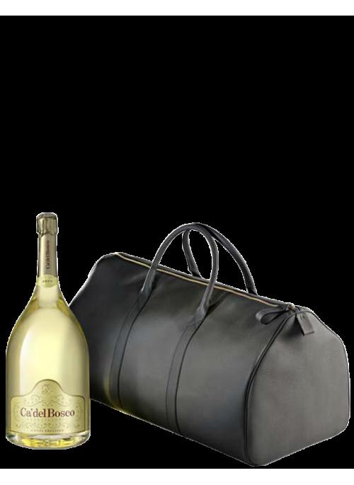 Cuvèe Prestige Weekend Bag Salmanazar Personalizzato