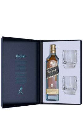 Johnnie Walker Blue Label Roma limited edition