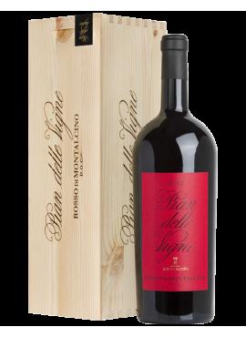 Rosso di Montalcino Pian delle Vigne Magnum con cofanetto