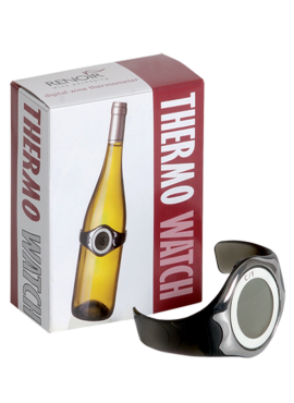 Thermo Watch per il vino