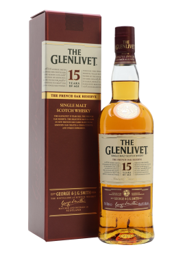 Glenlivet 15 years of age