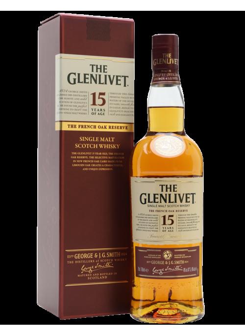 Glenlivet 15 years of age