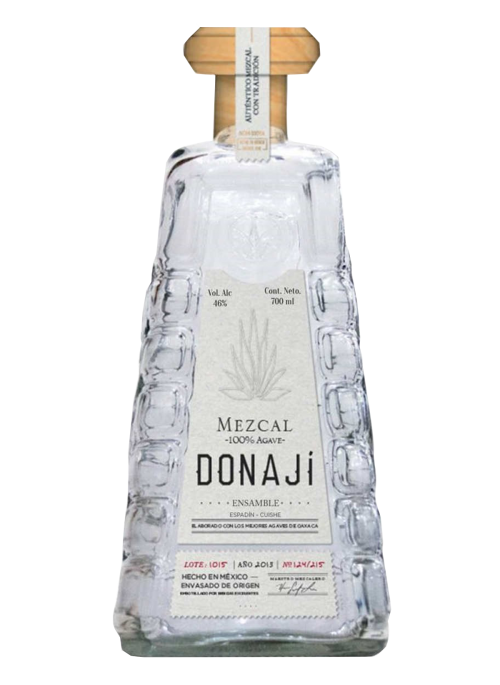 Mezcal Donaji Ensamble