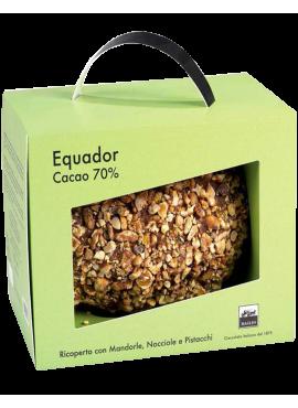 Uovo Fondente Equador 70% Maglio