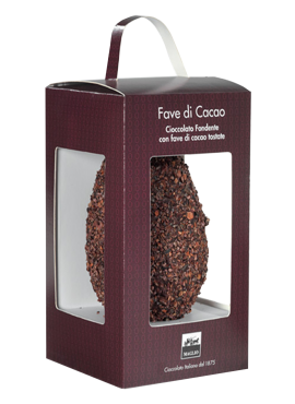 Cocoa Beans Easter Egg Maglio
