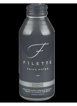 Acqua Filete Frizzante in alluminio 45cl