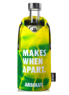 Absolut Limited Edition MSGM Yellow