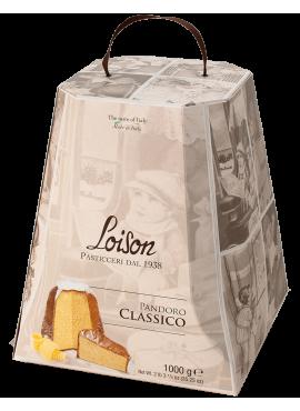 Pandoro classico Loison scatola