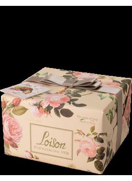 Panettone alla rosa Loison