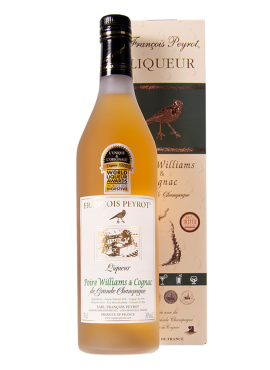Poire Williams & Cognac astucciato