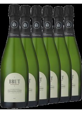 Brut Reserve Philippe Gonet 6 bottles