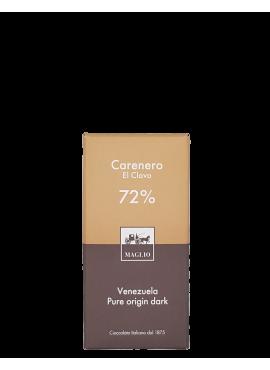 Tavoletta mono origine Carenero Venezuela 72% Maglio