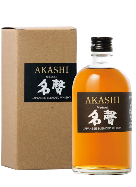 Akashi Meisei Blended Japanese Whisky