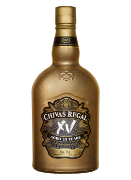 Chivas Regal XV Gold Edition