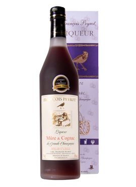 Mûre & Cognac de Grande Champagne