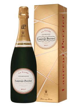 Champagne Brut boxed
