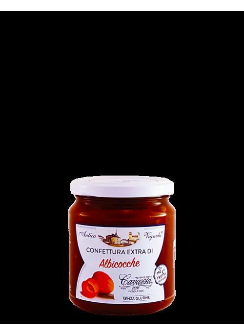 Confettura extra di Albicocche Cavazza