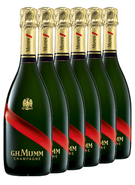 Grand Cordon 6 Bottles