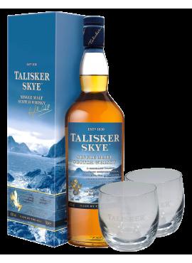Talisker Skye + 2 Bicchieri