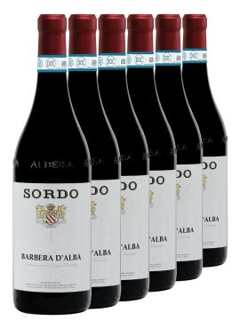 Barbera d'Alba 6 bottiglie