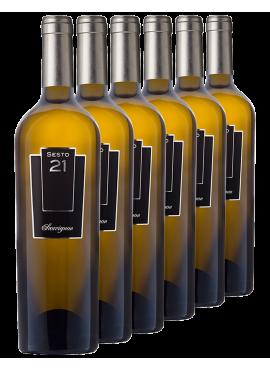 Sesto 21 Sauvignon Blanc 6 bottiglie