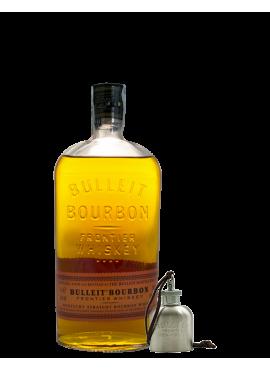 Bourbon Bulleit + fiaschetta