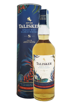 Talisker 8 yo special release 2020 astucciato