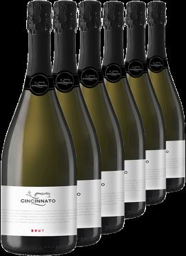 Spumante di Bellone brut 6 bottles
