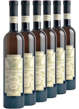 Testarossa Bianco Pasetti 6 bottles
