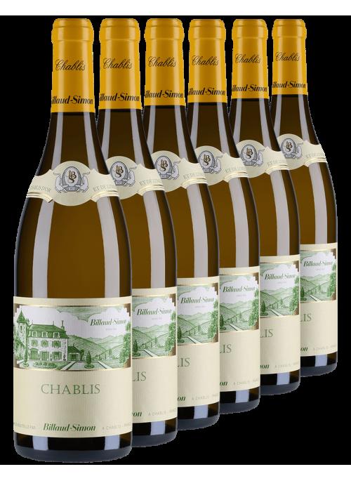 Chablis 6 bottiglie
