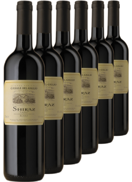 Shiraz 6 bottles