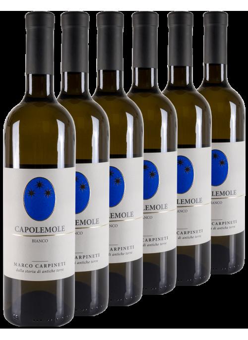 Capolemole Bianco 6 bottiglie