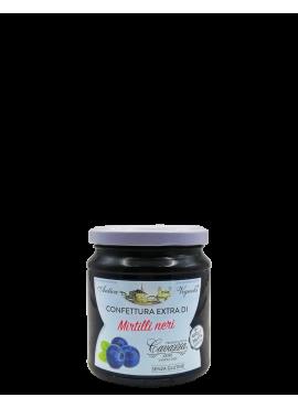 Confettura extra di Mirtilli Neri Cavazza