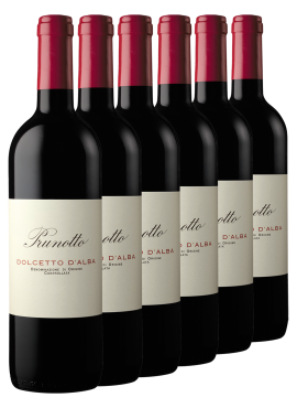 Dolcetto d'Alba 6 Bottles