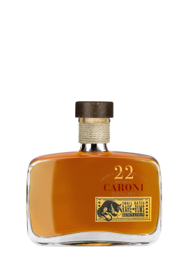 Caroni 22yo Rum Nation con cofanetto