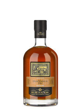 Guatemala Gran Reserva Rum Nation con astuccio