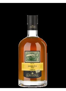 Jamaica 5yo Rum Nation con astuccio