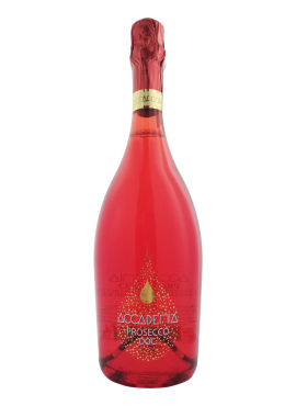 Prosecco Accademia Red bottle