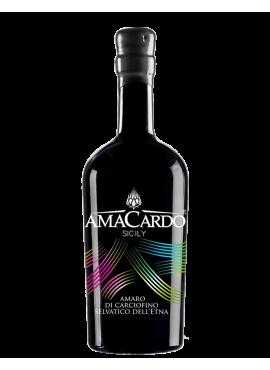 Amacardo Black Amaro di Carciofino Selvatico dell'Etna