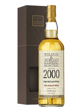 Caol Ila Wilson & Morgan Whisky private cask