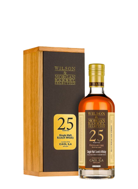 Caol Ila Caol Ila 25yo Wilson & Morgan Whisky