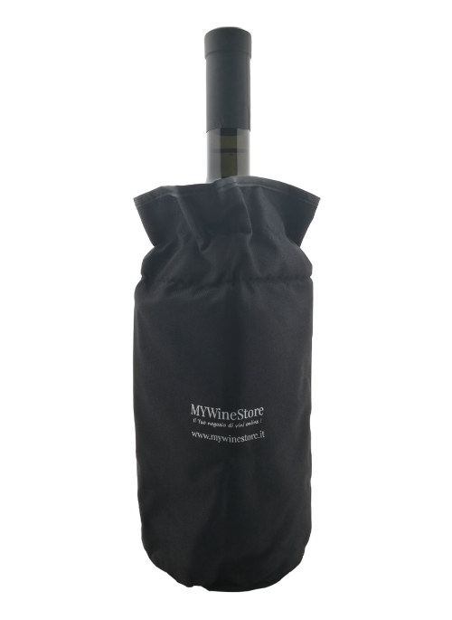 Bottle Cooler Bag black color