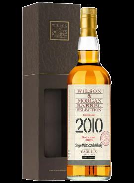 Caol Ila Wilson & Morgan Whisky Bourbon Finish